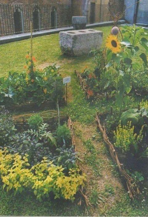 il giardino commestibile